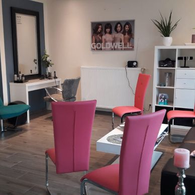 Impressionen vor Ort - Hair&Beauty Store in Lohne
